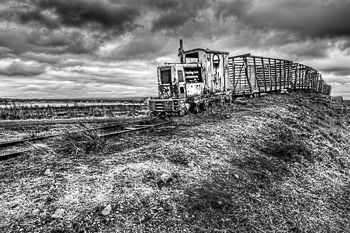 HDR Photogrpahy Level 1 - Learn how to process amazing b&w HDR images