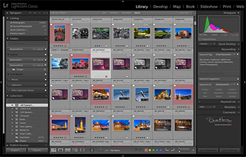Lightroom CC Level 1 - Learn how to catalog, keyword, and rate ALL of your photos