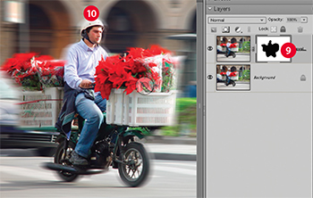 Elements Level 1 - Learn how to apply blur effects to any image