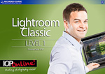 Lightroom Classic Level 1  - Beginners Course