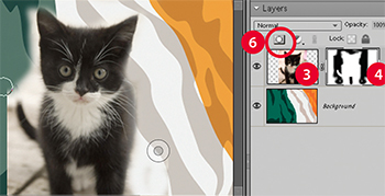 Elements Level 1 - Learn how to use Masks to blend multiple images together
