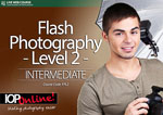 Flash Photography Level 2 - Intermediate Level Course