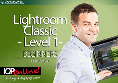 Lightroom Classic Level 1 - Beginner Level Course
