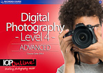 Digital Photography Level 4 - Advanced Course