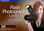 Flash Photography Level 1  - Beginners Course