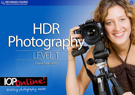 HDR PHOTOGRAPHY LEVEL 1 - Beginners