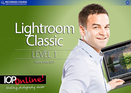 Lightroom Classic Level 1 - Beginners